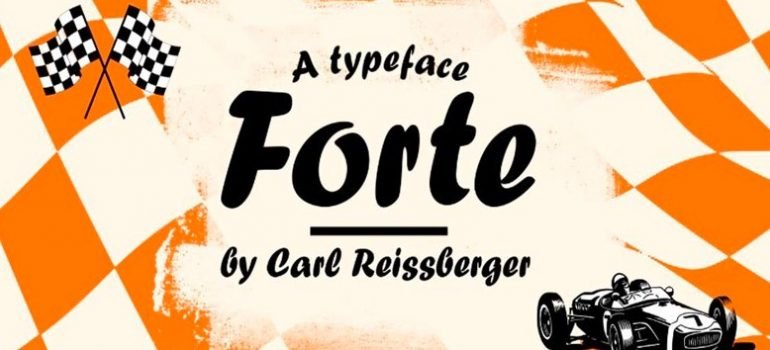 Forte Font View