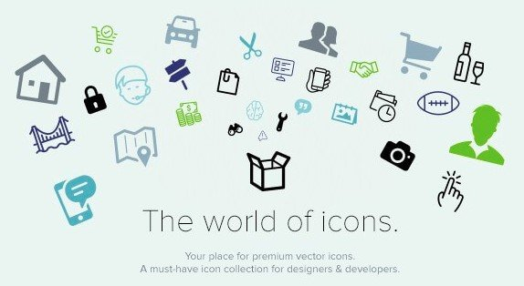 Icons Font View