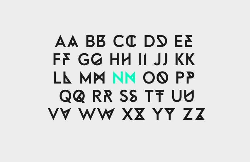 Neptune Font View