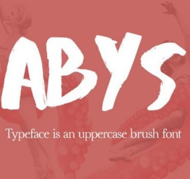 Abys Font